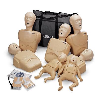 Cpr Prompt 7 Packs 5-adultchild 2-infant Combo Pack Tan Lf06702u