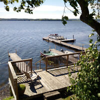 6 Cottages on Rice Lake