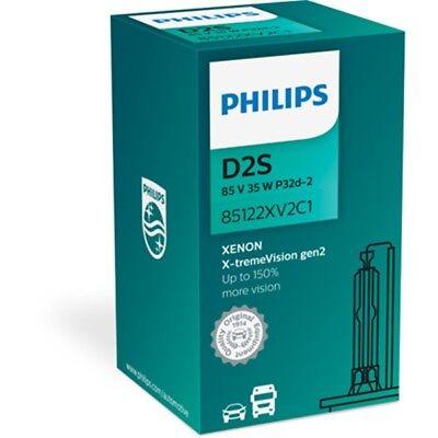 PHILIPS Xenon X-tremeVision gen2 D2S 85V 35W P32d-2 Glühlampe - 85122XV2C1
