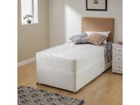 Brand New 'ROME' Mattress / Bed Available in all sizes