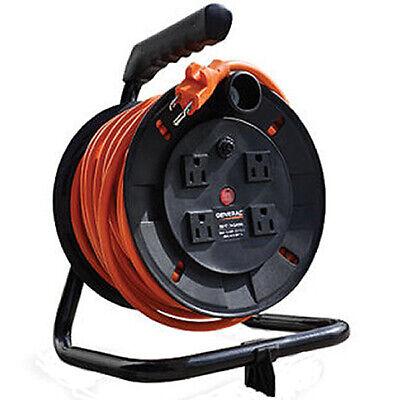 Generac 6883 - 50 Extension Cord For Portable Generators W Cord Reel 4 ...