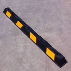 Car Park Wheel Stops - Black & Yellow NEW!!! Glendenning Blacktown Area Preview