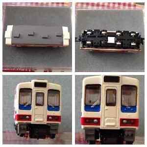 Modellismo: littorina/metro/tram Bandai scala N funzionamento analogico - Italia - Modellismo: littorina/metro/tram Bandai scala N funzionamento analogico - Italia