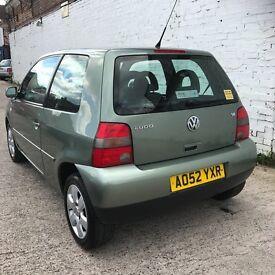 Volkswagen Lupo 1.4 SE (green) 2003