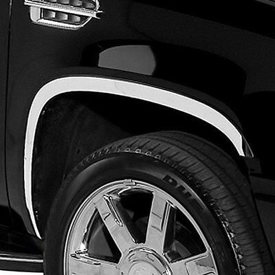 For Cadillac Escalade ESV 2007-2014 Putco 97321 Polished Fender Trim