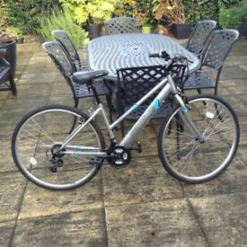 Virtually unused Ladies Bike immaculate condition