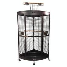 Warehouse direct 167cm corner bird cage with gym Riverwood Canterbury Area Preview