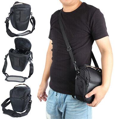 SLR DSLR Shockproof Camera Case Backpack Shoulder Bag for Canon Nikon-Sony