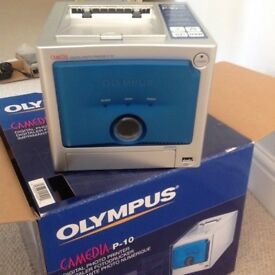 Olympus Camedia P10 Digital photo printer - BRAND NEW - £10