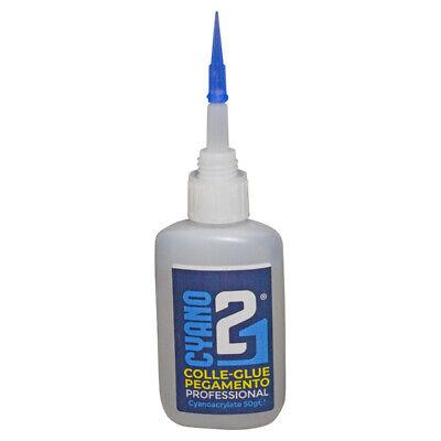 Colle 21. Super Glue Cianoacrilato 50gr. Colla 21, Multi uso,colla bricolage