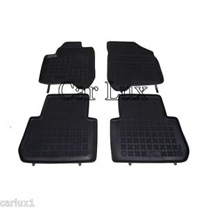 alfombrillas de goma a medida citroen c3 picasso desde 2009 tapis de sol 3d ebay. Black Bedroom Furniture Sets. Home Design Ideas