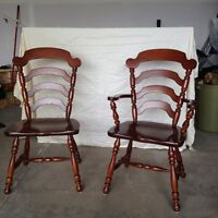 Rock Maple Vilas Dining Chairs