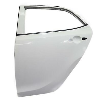 K-Picanto 2011 to 2014 Onward Silver Mirror Glass LH Passenger Side