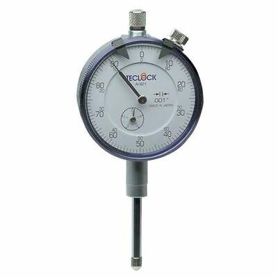 Teclock Ai-921 0-1 0-100 2 Dial Wf Precision Agd Dial Indicator