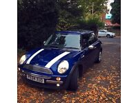Mini one 2004 1.6ltr
