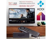 Amazon firestick Loaded with Kodi Pulse Lite Build and Mobdro/Instant tv.