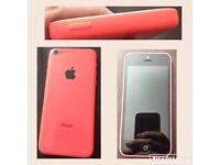 iPhone 5c pink 8gb