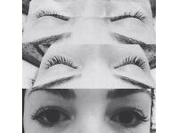 **SPECIAL OFFER'** Mobile Individual Semi-Permanent Lashes.