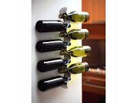 Brand New Wall Mounted Wine Rack