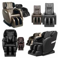 Full Body Massage Chair Recliner +3 years Warranty! Shiatsu 2020 Real Relax