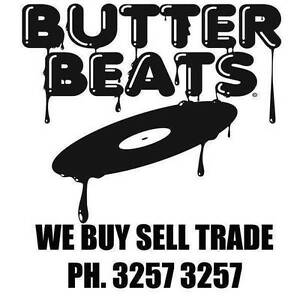 Butter Beats Record Stores pays more for your unwanted records!! Fortitude Valley Brisbane North East Preview