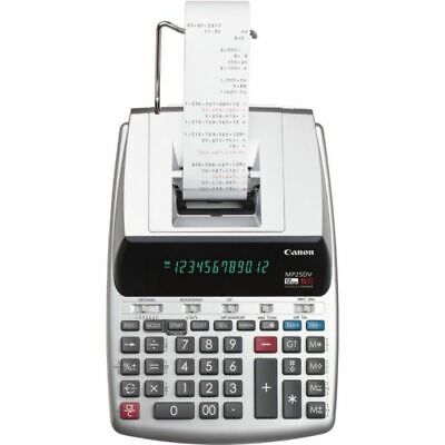 Canon MP25DV Desktop Printing Scientific Calculator & Clock - Tax Accountant