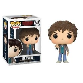 Stranger Things Eleven Number 545 Funko Pop