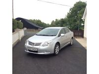 2009 Toyota Avensis *2.0L diesel, MOT'd to July 2017, 2 keys*