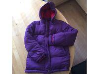 Mini Boden Padded Girls Winter coat