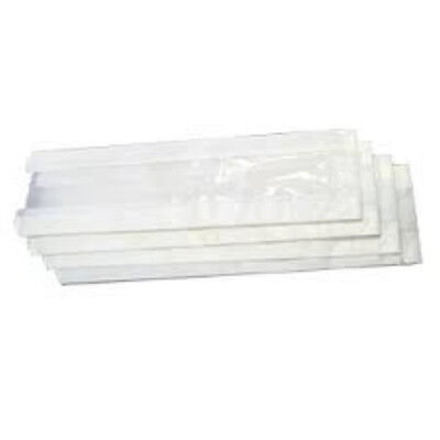 1000x Baguette Bakery Food Deli Film Fronted Paper Bags