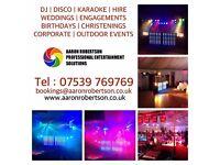 DJ | DISCO | KARAOKE