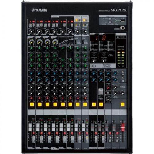 Yamaha MGP12X Premium Live Sound Mixer *New*