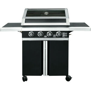 tepro 3136 gasgrill glassboro 4 brenner mit sichtfenster grill ebay. Black Bedroom Furniture Sets. Home Design Ideas