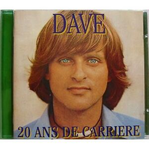 Dave cd 20 ans de carriere