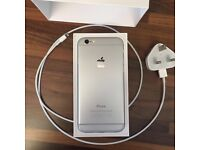 Apple iPhone 6 64gb silver EE network