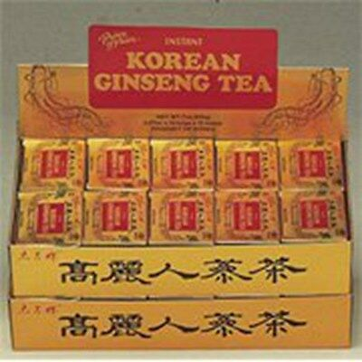 Instant Korean Panax Ginseng - Prince Of Peace Instant Korean Panax Ginseng Tea - 100 Count