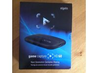 Game Capture card / elgato / next generation streaming.