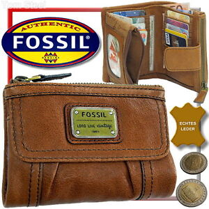 fossil damen geldborse geldbeutel portemonnaie geldtasche. Black Bedroom Furniture Sets. Home Design Ideas