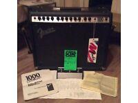 Fender 100 watt amplifier