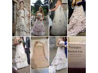 Ian Stuart Santorini Designer Wedding Dress Gown