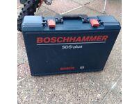 Bosch 24v sds cordless hammer drill