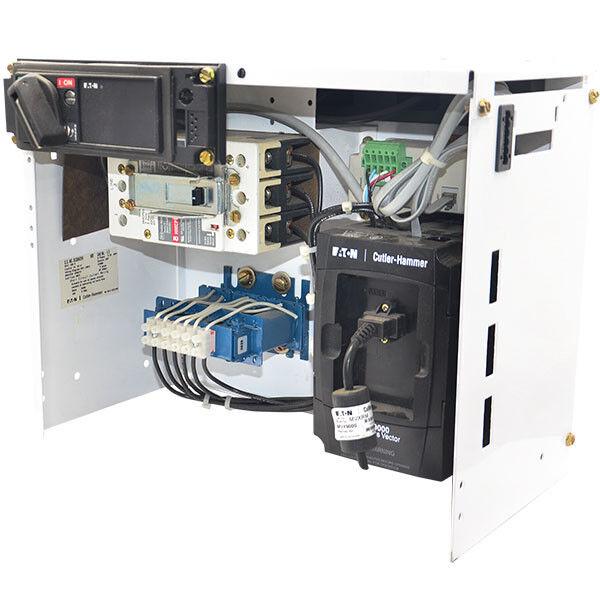 MVX001A0-4 Eaton 460V 3A 1HP MCC Bucket w/ Breaker  --SA