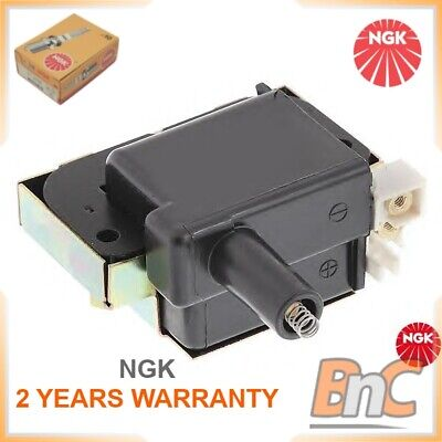 NGK IGNITION COIL FOR HONDA ROVER OEM 48054 30510-P73-A02