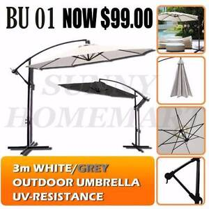 Start From $99 Outdoor Umbrella, Large Canopy Butterfly gazebo Richlands Brisbane South West Preview