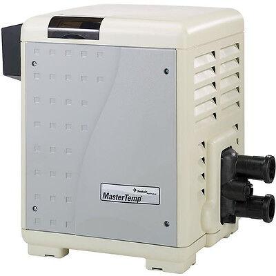 Pentair Mastertemp Low Nox 400 000 Btu Natural Gas Pool And Spa Heater   460736
