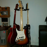American Left-handed Fender Stratocaster - Made in the USA