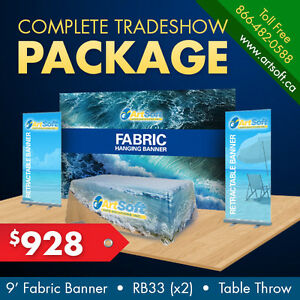 Complete Tradeshow Package