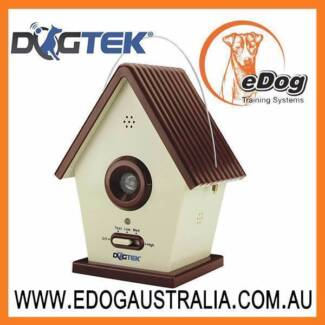 Dogtek Ultrasonic Birdhouse Bark Control Device Anti Bark Device