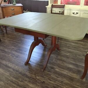 Cottage Chic Dining Table