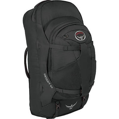 25290e8bb09 Osprey Farpoint 55 Travel Pack - Black Medium   Large